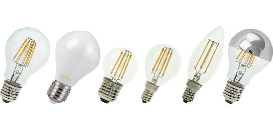 led filament nicht dimmbar getsmart elektrogut susanne gut. Black Bedroom Furniture Sets. Home Design Ideas